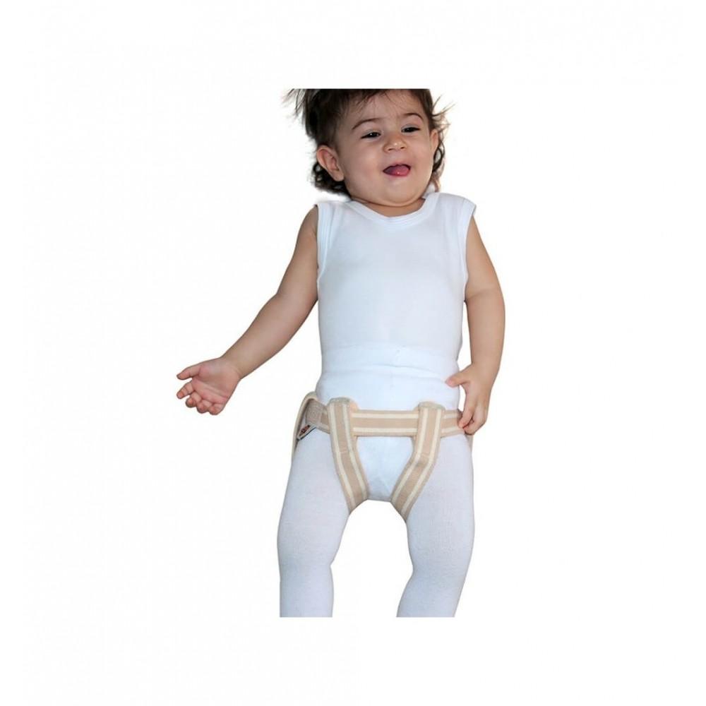Centura bilaterala hernie inghinala copii